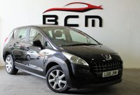 USED 2010 10 PEUGEOT 3008 1.6 ACTIVE 5d 120 BHP