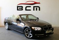 2011 BMW 3 SERIES 2.0 320D SE 2d 181 BHP £SOLD