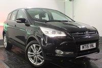 2015 FORD KUGA 2.0 TITANIUM X TDCI 5d 160 BHP £14750.00