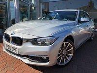 USED 2015 65 BMW 3 SERIES 2.0 330I LUXURY 4d 248 BHP