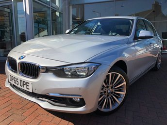 2015 BMW 3 SERIES 2.0 330I LUXURY 4d 248 BHP