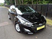 2014 HYUNDAI I30 1.6 ACTIVE CRDI 5d AUTO 109 BHP £8488.00