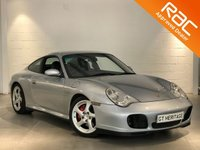 2002 PORSCHE 911 CARRERA 4S_BOSE_HTD SEATS £23497.00