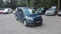 USED 2015 15 FORD TRANSIT CONNECT 1.6 230 DCB CREW VAN LWB L2H1 Air Conditioning, Satellite Navigation, Reverse Camera