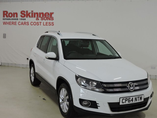 View our 2015 64 VOLKSWAGEN TIGUAN (01) 2.0 MATCH TDI BLUEMOTION TECHNOLOGY 5d 139 BHP