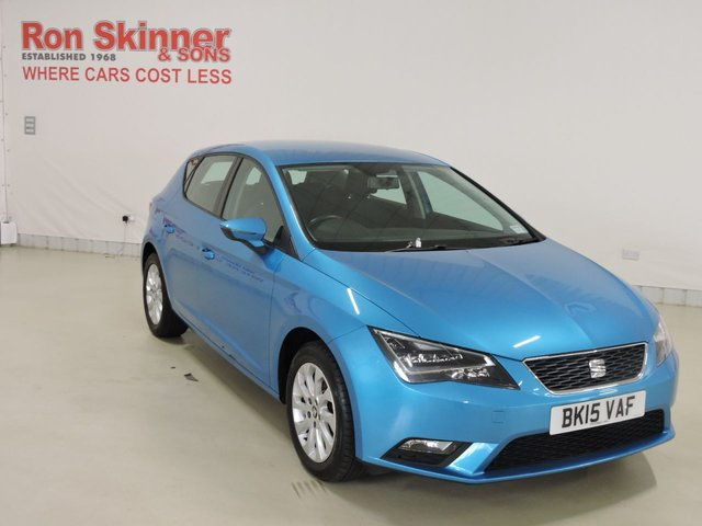 View our 2015 15 SEAT LEON 1.2 TSI SE TECHNOLOGY 5d 110 BHP