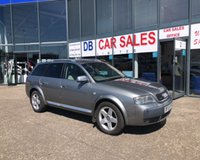 USED 2005 55 AUDI A6 2.5 ALLROAD TDI QUATTRO 5d AUTO 177 BHP NO DEPOSIT AVAILABLE, DRIVE AWAY TODAY!!