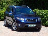 2011 HYUNDAI SANTA FE 2.2 PREMIUM CRDI 5d AUTO 194 BHP £8270.00