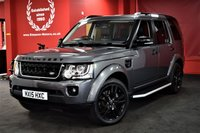 USED 2015 15 LAND ROVER DISCOVERY 3.0 SDV6 SE 5d AUTO 255 BHP