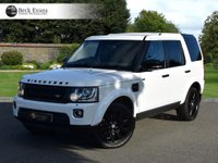 USED 2015 65 LAND ROVER DISCOVERY 4 3.0 SDV6 COMMERCIAL XS 1d AUTO 255 BHP 5 SEATER  5 SEATER HEATED SEATS 1 OWNER