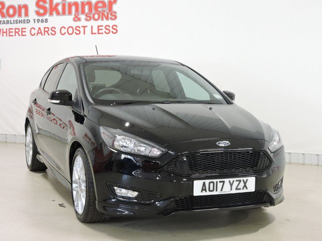 View our 2017 17 FORD FOCUS (54)   1.5 ST-LINE TDCI 5d 118 BHP
