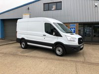 USED 2014 14 FORD TRANSIT 2.2 350 SHR P/V 1d 124 BHP ***FINANCE AVAILABLE *** CALL NOW OR APPLY ONLINE -  MORE IN STOCK!!!