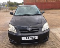 USED 2006 L TOYOTA COROLLA T3 COLOUR COLLECTION VVT-I 1.6