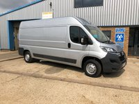 2015 CITROEN RELAY 2.2 35 L3H2 ENTERPRISE HDI 1d 129 BHP £12995.00