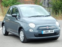 2015 FIAT 500 1.2 POP 3d 69 BHP £5995.00