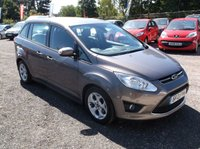 USED 2013 13 FORD GRAND C-MAX 1.6 ZETEC TDCI 5d 114 BHP 7 SEATER, DIESEL,  GREAT SPEC, EXCELLENT SERVICE HISTORY, DRIVES SUPERBLY