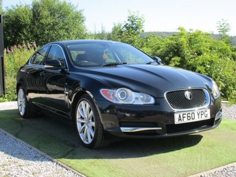 2010 JAGUAR XF 3.0 V6 LUXURY 4d AUTO 240 BHP £7990.00