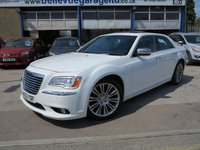 2012 CHRYSLER 300C 3.0 CRD LIMITED 4d AUTO 236 BHP £SOLD