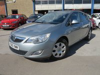 2011 VAUXHALL ASTRA 1.7 EXCLUSIV CDTI 5d 108 BHP £SOLD