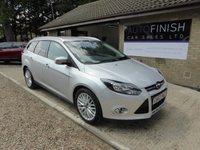 2012 FORD FOCUS 1.6 ZETEC TDCI 5d 113 BHP £5295.00