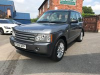 USED 2009 09 LAND ROVER RANGE ROVER 3.6 TDV8 VOGUE 5d 272 BHP Clean Example