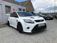 2010 FORD FOCUS RS 2.5 3dr ( 350 bhp ) £22995.00