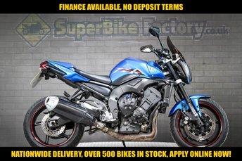 2007 YAMAHA FZ1 1000 £3491.00