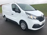 2017 RENAULT TRAFIC 1.6 SL27 BUSINESS PLUS DCI 1d 120 BHP £12495.00