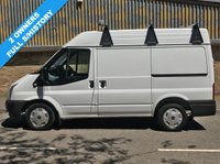 USED 2012 12 FORD TRANSIT 2.2 FWD 280 SWB MEDIUM ROOF 100 BHP 6 SPEED 2 Owners, Full Service History