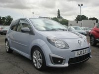USED 2010 10 RENAULT TWINGO 1.6 RENAULTSPORT 3d 133 BHP SERVICE HISTORY ( SEE PHOTO'S )