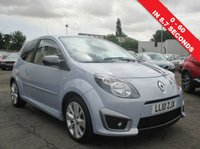 USED 2010 10 RENAULT TWINGO 1.6 RENAULTSPORT 3d 133 BHP ELECTRONIC STABILITY PROGRAMME