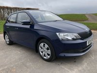 USED 2015 15 SKODA FABIA 1.0 S MPI 5d 59 BHP IMMACULATE INSIDE AND OUT, VERY ECONOMICAL, READY TO GO