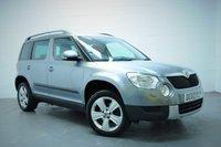2010 SKODA YETI 2.0 SE TDI CR DSG 5d AUTO 138 BHP £7495.00