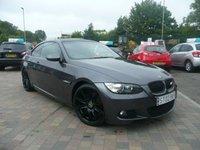 2008 BMW 3 SERIES 2.0 320I M SPORT 2d 168 BHP £6499.00