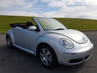 USED 2007 56 VOLKSWAGEN BEETLE 1.6 LUNA 8V 2d 101 BHP EXCELLENT ALL ROUND CONDITION, GREAT DRIVER