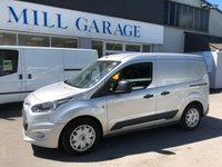 USED 2016 16 FORD TRANSIT CONNECT 1.6 200 TREND 75 BHP