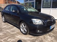 USED 2009 58 TOYOTA AVENSIS 2.2 T SPIRIT D-4D 5d 148 BHP