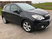 USED 2014 VAUXHALL MOKKA 1.7 EXCLUSIV CDTI S/S 5d 128 BHP IMMACULATE CONDITION THROUGHOUT, READY TO GO