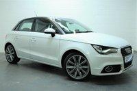 2012 AUDI A1 1.6 SPORTBACK TDI SPORT 5d 103 BHP £8995.00