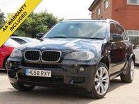 2009 BMW X5 3.0 D M SPORT 5d 232 BHP