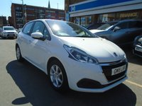 USED 2015 15 PEUGEOT 208 1.0 ACTIVE 5d 68 BHP