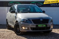 USED 2013 63 SKODA FABIA 1.2 REACTION 12V 5d 68 BHP £0 DEPOSIT FINANCE AVAILABLE, AIR CONDITIONING, AUX INPUT, CLIMATE CONTROL, CLOTH UPHOLSTERY, MEDIA IN PORT, PRIVACY GLASS, STEERING WHEEL CONTROLS
