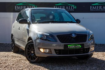 2013 SKODA FABIA 1.2 REACTION 12V 5d 68 BHP £5800.00