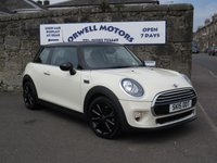 2015 MINI HATCH COOPER 1.5 COOPER 3d 134 BHP £11495.00