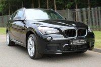 2015 BMW X1 2.0 XDRIVE20D M SPORT 5d AUTO 181 BHP £15750.00