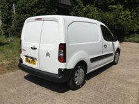 USED 2014 64 CITROEN BERLINGO 1.6 625 LX L1 HDI 1d 74 BHP RECENT MAIN DEALER SERVICE