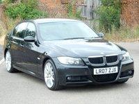 2007 BMW 3 SERIES 2.0 320D M SPORT 4d 161 BHP £2995.00