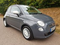 2013 FIAT 500 1.2 COLOUR THERAPY 3d 69 BHP £4995.00