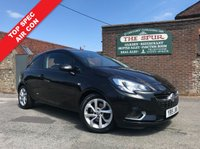 USED 2015 15 VAUXHALL CORSA 1.2 SPORTIVE CDTI S/S 1d 95 BHP Air Conditioning, Top Spec, One Owner, Finance Arranged.