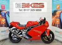 USED 1993 K DUCATI 750 SUPER SPORT 750CC V TWIN